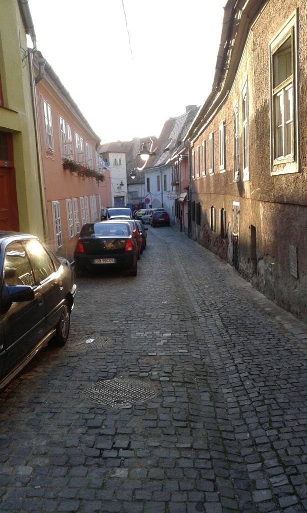 uliczka 1
