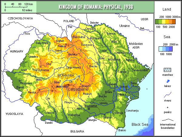 """Romania Mare - dosłownie """"Wielka Rumunia"""" to okreslenie do dzisiaj darzone wielkim sentymentem. My mamy swoje Kresy, a Rumuni Mołdawię. Cały kraj upstrzony jest różnego rodzaju napisami, grafitti, etc. """"Besarabia e Romania""""."""