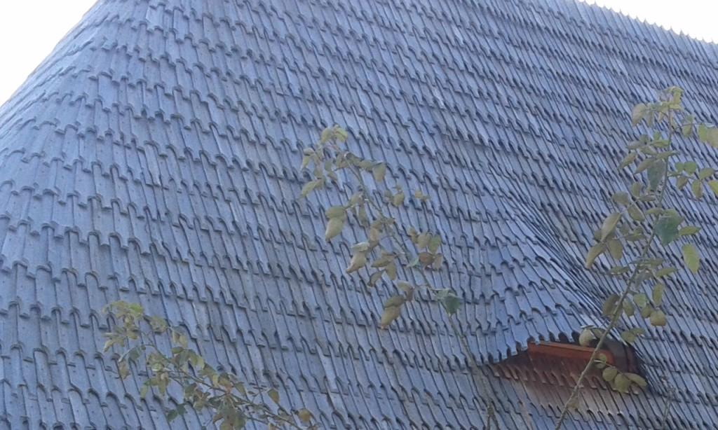 Drewniane dachy - wizytówka regionu