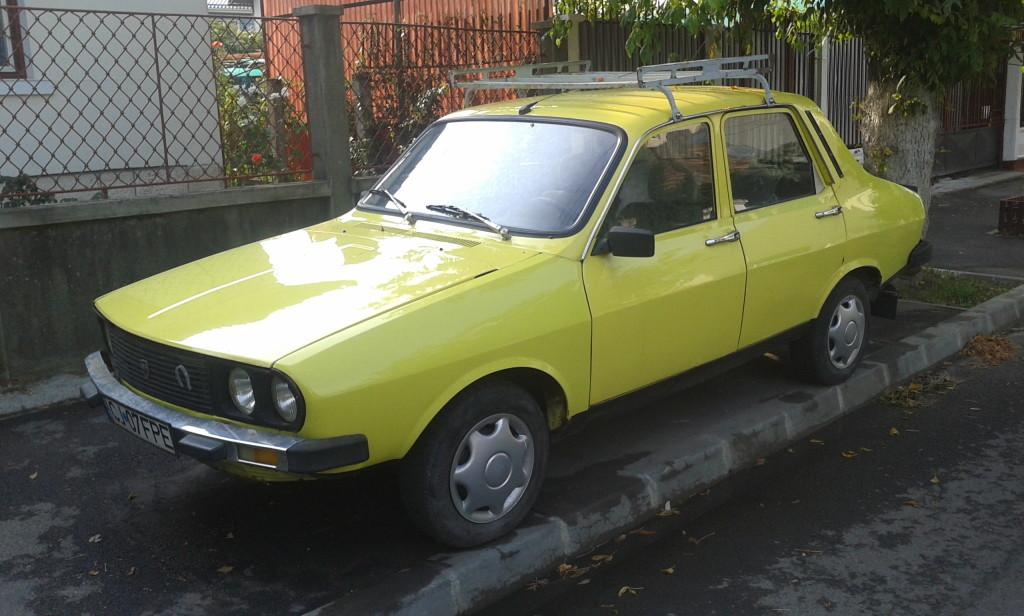 Dacia 1310. Auto dawniej widać było też na polskich drogach. Teraz wraca powoli do łask