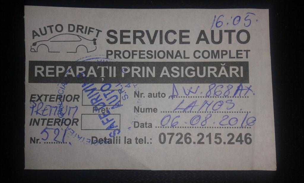 Mycie auta to tylko pozornie prosta sprawa. Czasem niemożliwa bez pieczątek i podpisów :)