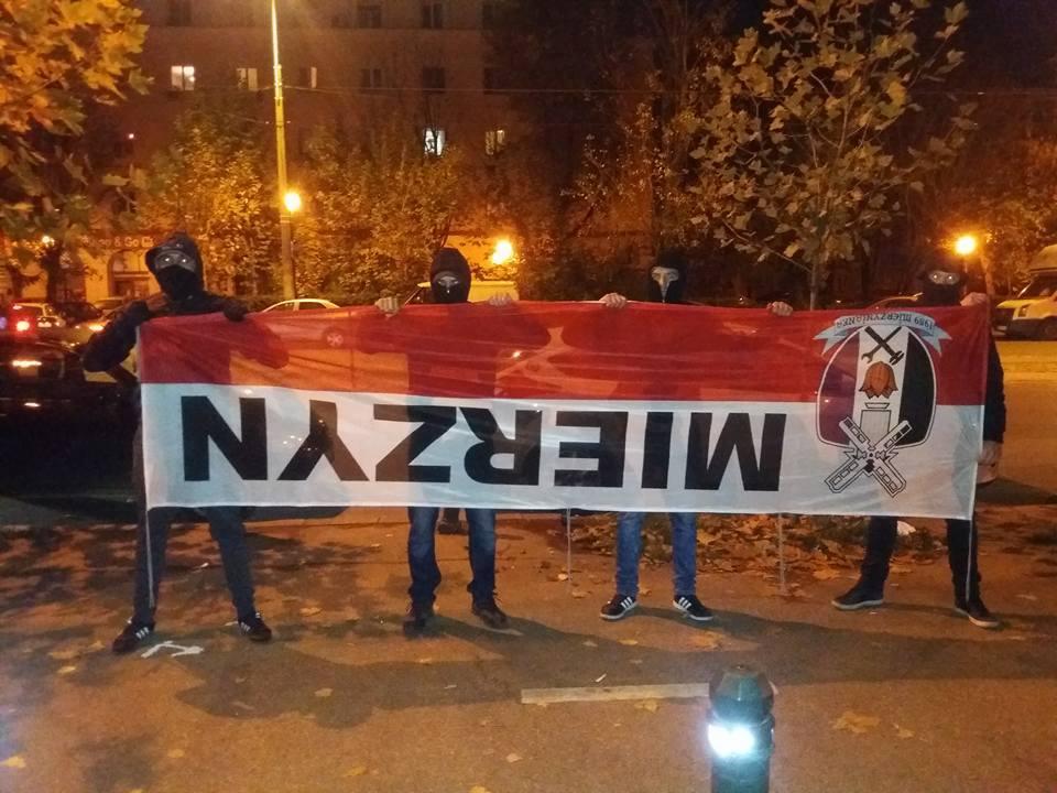 mierzyn-flaga-bukareszt-kibole