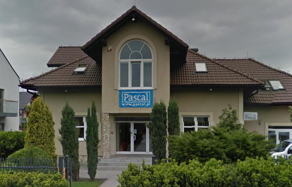 Siedziba wydawnictwa Pascal wygląda przyjemnie, ale daleka jest od moich wyobrażeń :)